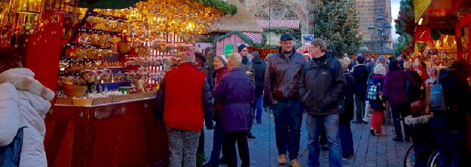 Celebrating German Christmas Markets
