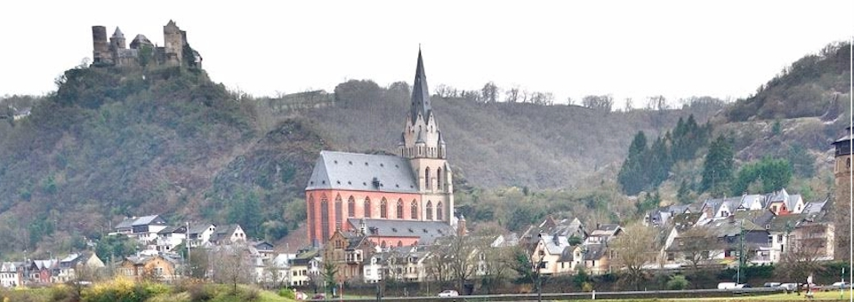 Europe's King River: A River Cruise Down the Rhine