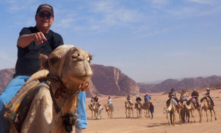 Wadi Rum: Where Camels & Martians Roam