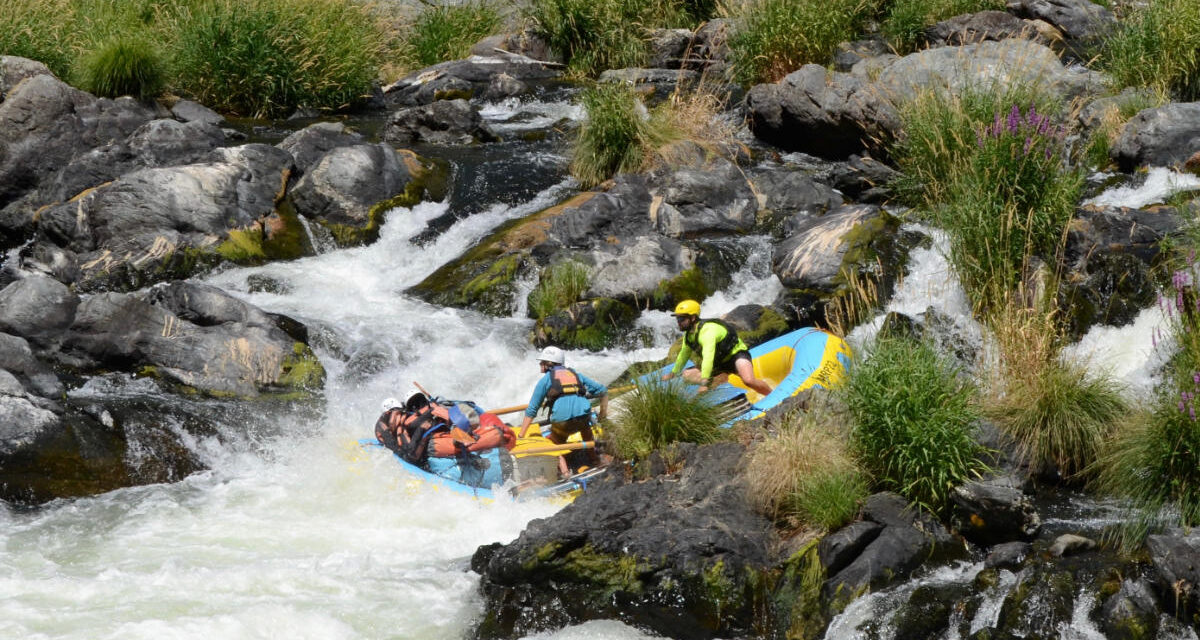 Oregon's Rogue River a fun, family friendly & Wild