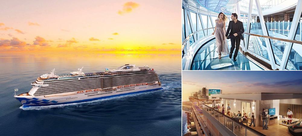 Enchanted Princess Officially Joins Princess Cruises Fleet